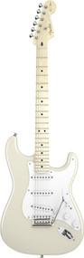 Fender Clapton Stratocaster Olympic White