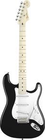 Fender Clapton Stratocaster Black Artist Series Electric Guitar 0117602806