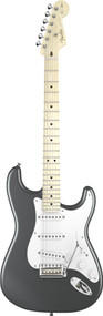 Fender Clapton Stratocaster Pewter Artist Series Electric Guitar 0117602843