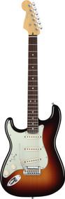 Fender American Deluxe Stratocaster Rosewood Left Handed 3-Color Sunburst