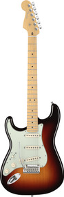 Fender American Deluxe Stratocaster Maple Neck Left Handed 3-Color Sunburst