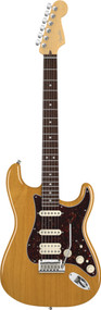 Fender American Deluxe Stratocaster HSS Rosewood Amber Electric Guitar
