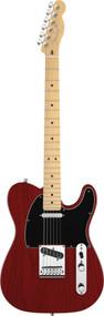 Fender American Deluxe Telecaster ASH WTRANS Electric Guitar 0119502775