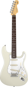 Fender Beck Stratocaster Olympic White Artist Series Electric Guitar 0119600805