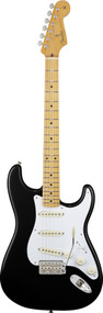 Fender Classic Series 50'S Stratocaster Black With Gig Electric Guitar