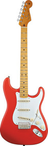 Fender Classic Series 50'S Stratocaster FRD With Gig Electric Guitar 0131002340