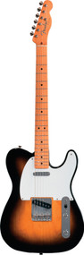 Fender 50'S Telecaster 2TS With Gig Electric Guitar 0131202303
