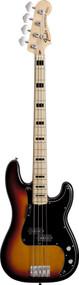 Fender 70's Jazz Bass Maple Neck 3 Tone Sunburst Classic Series 0132010300