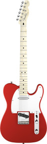 Fender James Burton Standard Telecaster C Apple Red W/G Artist Series E. Guitar