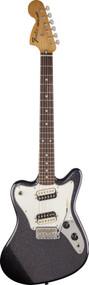 Fender Pawn Shop Super-Sonic Rosewood Fingerboard Dark Gunmetal Flake 0143800368