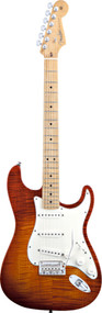 Fender Select Stratocater Maple Neck Dark Cherry Burst 0170301750