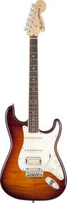 Fender Select Stratocaster HSS Rosewood Fingerboard Tobacco Sunburst