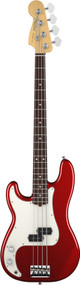 Fender American Standard Precision Bass 2012 Left Handed Rosewood Mystic Red