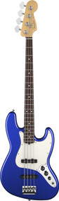 Fender American Standard Jazz Bass Rosewood Fingerboard Mystic Blue 0193700795