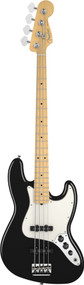 Fender American Standard Jazz Bass 2012 Maple Neck Black 0193702706