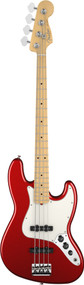 Fender American Standard Jazz Bass Maple Fingerboard Mystic Red 0193702794