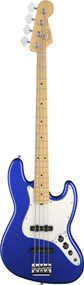 Fender American Standard Jazz Bass Maple Fingerboard Mystic Blue 0193702795