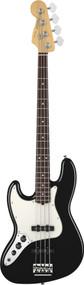 Fender American Standard Jazz Bass 2012 Left Handed Rosewood Black 0193720706