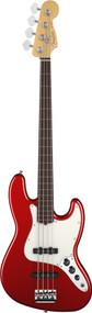 Fender American Standard Jazz Bass 2012 Rosewood FL Mystic Red 0193800794