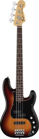 Fender American Deluxe Precision Bass Rosewood 3 Tone Sunburst 0194070700
