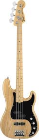 Fender American Deluxe Precision Bass Maple Natural Ash 0194072721