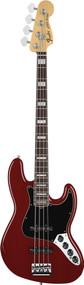 Fender American Deluxe Jazz Bass Rosewood 3 Tone Sunburst 0194580775