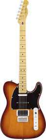 Fender Modern Player Telecaster Plus Maple Neck Honey Burst 0241102542