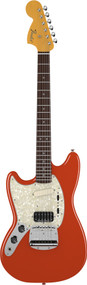 Fender Kurt Cobain Mustang Left Handed Fiesta Red 0251420540