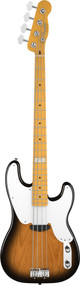 Fender Sting Precision Bass Artist Series Maple 2 Tone Sunburst Bass With Bag