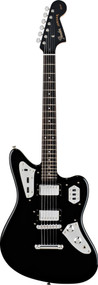 Fender Jaguar HH Black With Gig Bag Electric Guitar 0259200306
