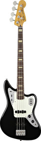 Fender Jaguar Bass Rosewood Fingerboard Black 0259505506