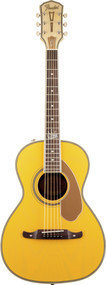 "Fender Ron Emory ""Loyalty"" Parlor Rosewood Fingerboard Ash Butterscotch"