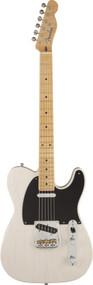 Fender Custom Shop Closet Classic Tele Pro Maple - White Blonde (1501802801)