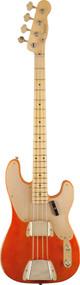 Fender Custom Shop 1951 Relic Precision Bass Candy Tangerine 1502202882