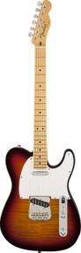 Fender Custom Shop Custom Deluxe Telecaster Maple - Faded 3-Color Sunburst1509862800