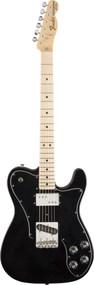 Fender Custom Shop 1972 Closet Classic Custom Telecaster Black 1510092806