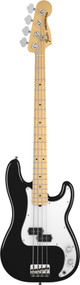 Fender American Special Precision Bass Maple Black With Gig Bag 0111562306