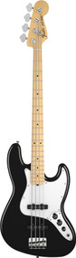 Fender American Special Jazz Bass Maple Black With Gig Bag 0111662306