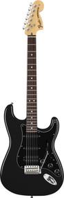 Fender American Special Strat Hss Rosewood Black Electric Guitar 0115700306