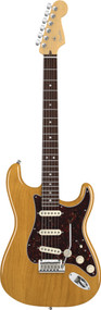 Fender American Deluxe Stratocaster Rosewood Amber 0119000720