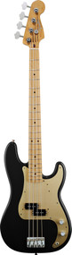 Fender 50Qzs Precision Bass Black Classic Series 0131702306
