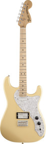 Fender Pawn Shop Qz70S Stratocaster® Deluxe Maple Fingerboard Vintage White