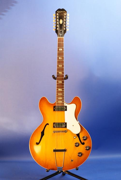 1966 epiphone riviera sunburst tundra music inc vintage guitars store more toronto. Black Bedroom Furniture Sets. Home Design Ideas