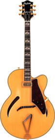 Gretsch G6040MCSS Synchromatic Cutaway Archtop - Natural (2600107821)