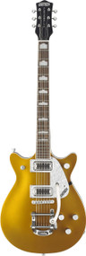 Gretsch G5448T Electromatic Double Jet with Bigsby - Gold (2508040544)
