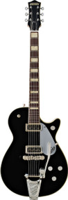 Gretsch G6128T-DSV Duo Jet with Dynasonic Pickups & Bigsby - Black Lacquer (2400411806)