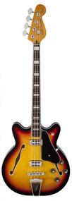 Fender Coronado Bass - 3-Color Sunburst 023200500