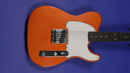 Fender Custom Shop 1959 Relic Esquire - Candy Tangerine (1503200882)