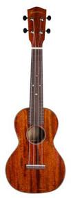 Eastman EU3C Concert Size Ukulele Figured Mahogany  Top (EU3C)