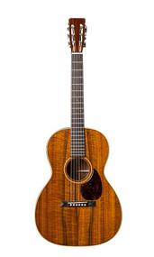Martin 000-28K Authentic 1921 (12- Fret) - Highly Figured Koa Back and Sides - 2014